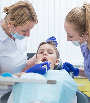 childrens dental office